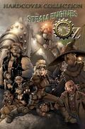 Steam Engines of Oz Hardcover Edition