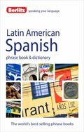 Latin American Spanish Phrase Book and Dictionary