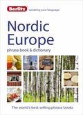 Berlitz Language: Nordic Europe Phrase Book and Dictionary : Norwegian, Swedish, Danish, and...