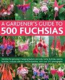 A Gardener's Guide To 500 Fuchsias: Varieties for growing in hanging baskets and pots, hardy...