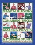 Magical Illusions, Conjuring Tricks, Amazing Puzzles and Stunning Stunts : Nicholas Einhorn ...