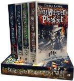 Skulduggery Pleasant Pack: Skulduggery Pleasant, Playing with Fire, the Faceless Ones, Dark ...
