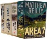Matthew Reilly Collection: The Six Sacred Stones, Temple, Seven Ancient Wonders, Area 7