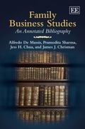Family Business Studies : An Annotated Bibliography