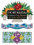 Art Nouveau Colouring Book