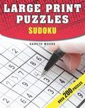 Sudoku - Large Print Puzzles