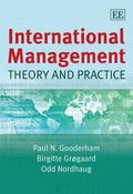 International Management : Theory and Practice