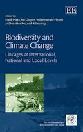 Linkages Between Biodiversity and Climate Change