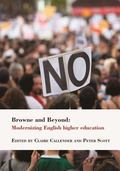 Browne and Beyond : Modernizing English Higher Education