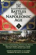 Illustrated Battles of the Napoleonic Age-Volume 3 : Badajoz, Canadians in the War of 1812, ...