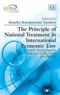 Principle of National Treatment in International Economic Law
