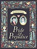 Search and Find Pride & Prejudice: A Jane Austen Search and Find Book (Search & Find Classics)