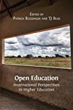 Open Education: International Perspectives in Higher Education