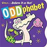Ripley's ODDphabet (Board Book)