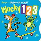 Ripley's Wacky 123 (Board Book)