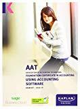 USING ACCOUNTING SOFTWARE - EXAM KIT (Aat Exam Kits)