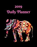 2019 Daily Planner: Elephant