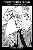 Christopher Lloyd Adult Coloring Book: Back to the Future and Addams Family Star, Legendary ...