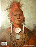 Sketchbook (Iowa Medicine Man by George Catlin): 200 Blank Pages with Borders 8.5x11 Inches