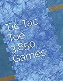 Tic Tac Toe - 3,850 Games