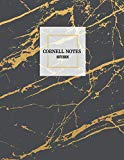 Cornell Notes Notebook: Marble Texture Cornell Method Note Taking System Lined Book High Sch...