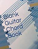 Blank Guitar Chord Book