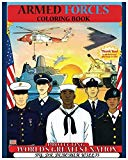 ARMED FORCES: COLORING BOOK