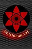 sharingan eye: Journal Itachi shinobi ninja eternal mangekyou sharingan eyes abilities Lined...