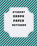 Student Graph Paper Notebook: 5 Squares Per Inch 7.5 X 9.25 (130 pages) Graph Paper Composit...
