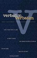 Verbatim: Techniques in Contemporary Documentary Theatre