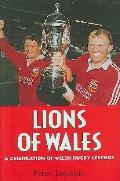 Lions of Wales: A Celebration of Welsh Rugby Legends - Jackson - Hardcover