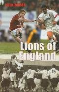 Lions of England - Peter Jackson - Hardcover