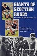 Giants of Scottish Rugby - Jeff Connor - Paperback