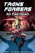 Transformers, Vol. 13: All Fall Down