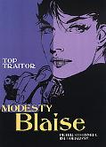 Modesty Blaise Top Traitor
