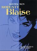 Modesty Blaise The Gabriel Set-Up