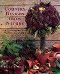 Country Designs from Nature - Terence Moore - Hardcover