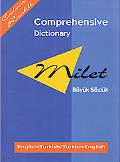 Comprehensive Dictionary English-Turkish/Turkish-English