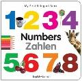 My First Bilingual Book - Numbers (English-German)