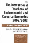 International Yearbook of Environmental and Resource Economics 2002/2003 A Survey of Current...