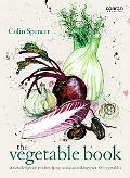 Vegetable Book A Detailed Guide to Identifying, Using & Cooking over 100 Vegetables