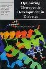 Optimizing Therapeutic Development in Diabetes