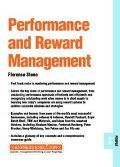 Performance and Reward Management People 09.09