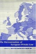 Harmonisation of European Private Law