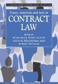 Contract Law Casebooks for the Common Law of Europe