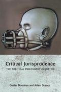 Critical Jurisprudence The Political Philosophy of Justice