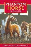 Phantom Horse - In Danger: The Wild Palomino (Award Phantom Horse Books)