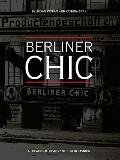 Berliner Chic : A Locational History of Berlin Fashion
