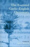 Essential Gaelic-English Dictionary