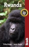 Rwanda, 4th (Bradt Travel Guide Rwanda)